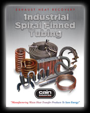 Cain Industries Spiral Finned Tubing PDF Brochure