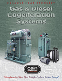 Download PDF Brochure - Cat and Diesel Cogen Systems