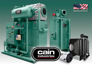 Cain Industries Engine Cogeneration Systems Online Brochure